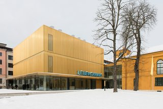 Lenbachhaus Gallery and Museum in Munich