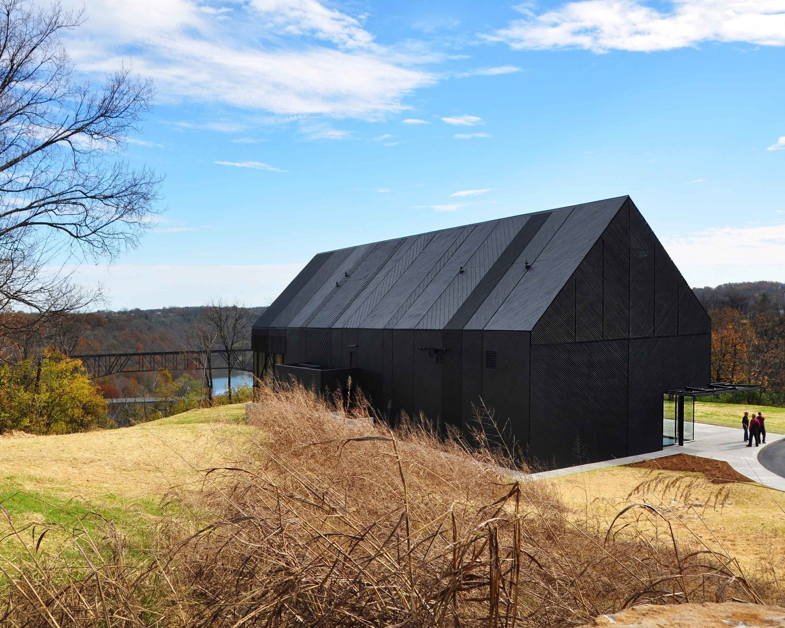 Wild Turkey Bourbon Visitor Center by De Leon & Primmer Architecture Workshop  Reasons to Love Design Made in America by Dwell