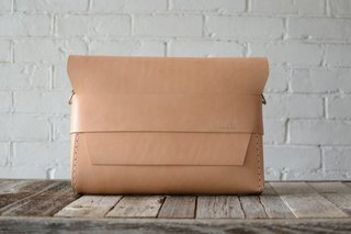 Utah. Ogden-based leather goods company Stock and Barrel Co. produce bags, belts, and cases that balance sophistication and rusticity.