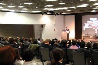 Emerging Voices Lecture Series: graciastudio & SO – IL