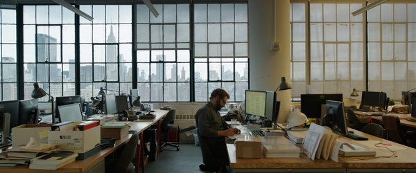 As Siegel's camera visits architecture studios around the city from downtown Manhattan and Fifth Avenue to Brooklyn, similarities both functional and stylistic appear in the form of loft-like spaces, communal work tables, and other omnipresent tools of the trade.