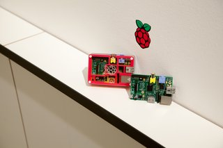"""Raspberry Pi by the Raspberry Pi Foundation-The unusually named Raspberry Pi (a nod to the long history of fruit based names in computing) is a tiny and economical computer that was developed by Eben Upton at the University of Cambridge to help Computer Science students improve upon their programming skills. Since then, the $25 machines have proved incredibly popular among the wider public who have used them to create their own gadgets and devices. The microcomputer was named as one the most revolutionary nominations by curator Pete Collard due to the fact that, """"it actively encourages people to design at home."""""""