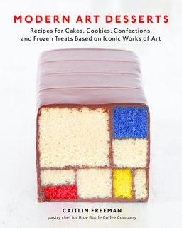 Design Idea of the Week: Modern Art for Dessert