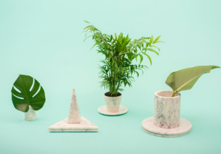 Since Marble Basics creates small decorative items, they maintain an accessible price point despite an expensive material.