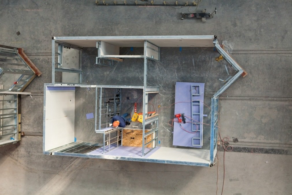 New York City recently signed off on a prefab micro-apartment complex, built with Capsys modules, to alleviate a housing shortage by adding much-needed units.  Photo 3 of 5 in What Will It Take for Factory-Built Prefab Housing To Become the Norm?