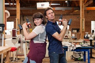Behind the Scenes with Ellen's Design Challenge Winners Katie Stout and Karl Champley