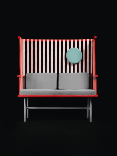 Out for Space, a multidisciplinaty design collective, sought to reimagine rattan as a furniture-building material and produced this lounge chair using karuun, a stronger, engineered version.  Photo 15 of 16 in 11 Emerging Talents You Should Know from Salone Satellite 2015