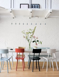 Do The Chairs Have To Match The Dining Table How To Mix And Match Dining Chairs Dwell