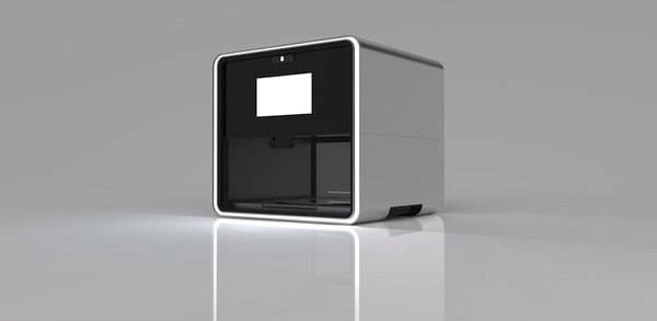 """Foodini  And for the ultimate product in futuristic, small-space kitchen appliance design, the combination 3D printer and oven system, currently a prototype being developed by a company in Barcelona, will help """"print"""" different types of food."""