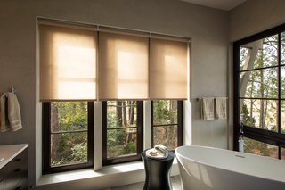 The goal of J Geiger is to create shades that seamlessly integrate into a modern environment. The designs block out light without overpowering a space.