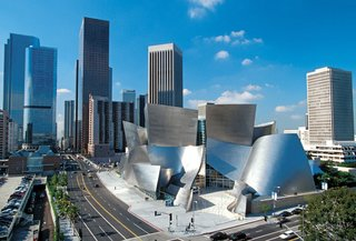 Architect Frank Gehry's Walt Disney Concert Hall was among the catalysts for downtown L.A.'s recent revitalization.