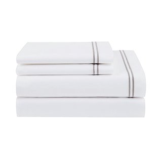 What is your everyday bedding?   My wife and I have Frette linens. The quality is unmatched. Once you get used to it, there's no going back.