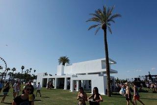 Modern Design at Coachella