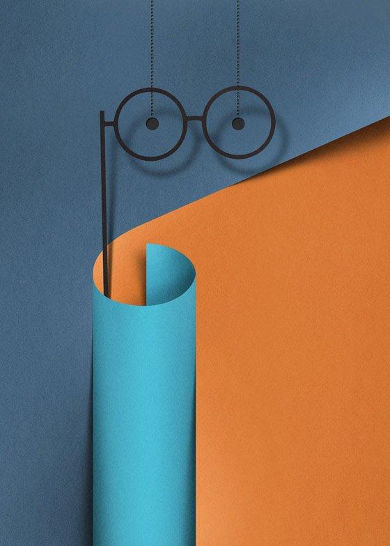 """Professors—For """"Teine lõige"""" at Von Krahl, Tallinn.  Graphic Designer We Love: Eiko Ojala by Eujin Rhee"""
