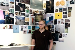 Q&A with Graphic Designer Julian Montague
