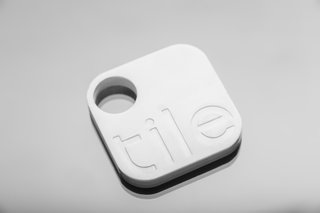 A downside is that each Tile's power lasts for about a year and then the whole unit needs to be replaced—the batteries aren't removable. Tile displays reminders when their life cycles are ending, and the company will send an envelope to return spent units for recycling.  Tile is currently fulfilling pre-orders, with more units available online this summer.