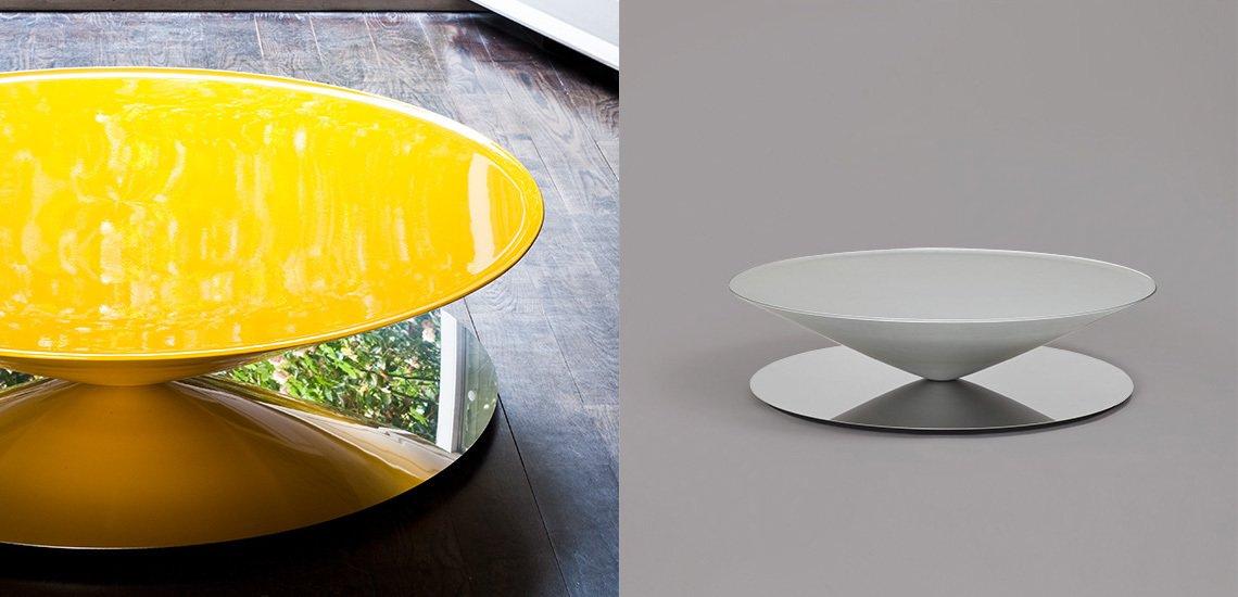 Float coffee table by Luca Nichetto for La Chance, 2012.  Photo 10 of 10 in Furniture Designer Spotlight: La Chance