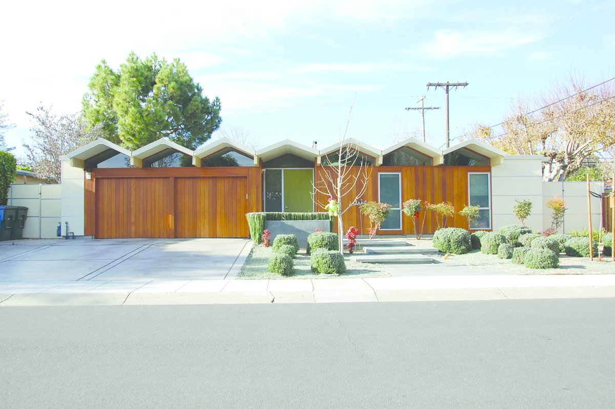 Articles about never seen images iconic midcentury modern eichler homes on Dwell.com