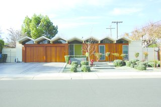 Never-Before-Seen Images of Iconic Midcentury Modern Eichler Homes