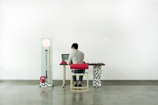 Workspace Workout Furniture by Darryl Agawin