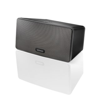 Play:3 by Sonos, $299  Most wireless speakers communicate in a format that compresses your music into a barely acceptable fuzz. Sonos, with its one-step setup, streams tunes from any device to its speakers with sonic clarity. Once you buy the connecting bridge, keep adding speakers to fill your halls with more and more tunes.