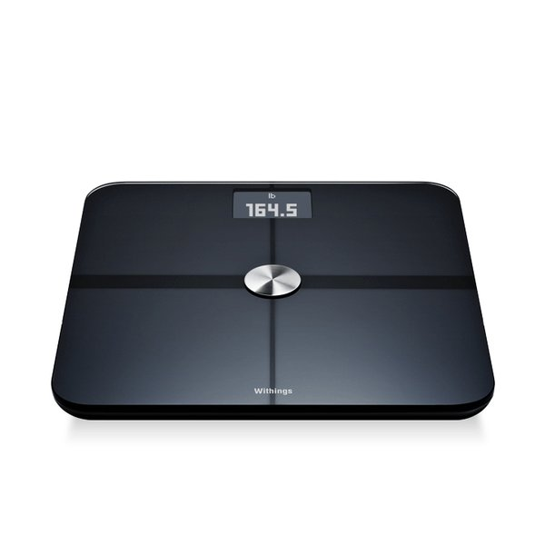 Smart Body Analyzer by Withings, $150  Weight alone isn't a sufficient metric for gauging health. This scale will tell you your body fat percentage and heart rate—and can even detect carbon dioxide. Sync the data to the Withings Health Mate app to create a full health profile.