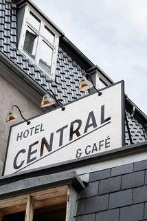 World's Smallest Hotel and Café in Copenhagen