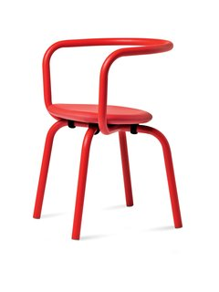 Parrish chair by Konstantin Grcic for Emeco.