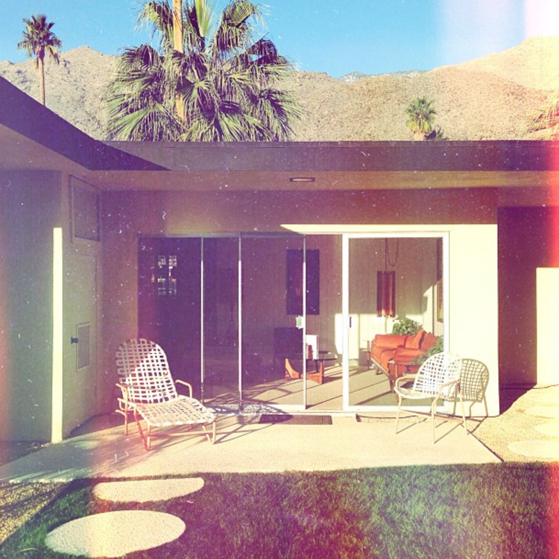 Modernism Week in Palm Springs.