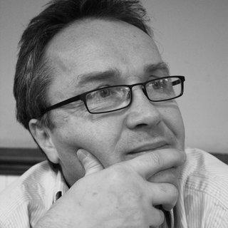 British furniture designer Steuart Padwick.