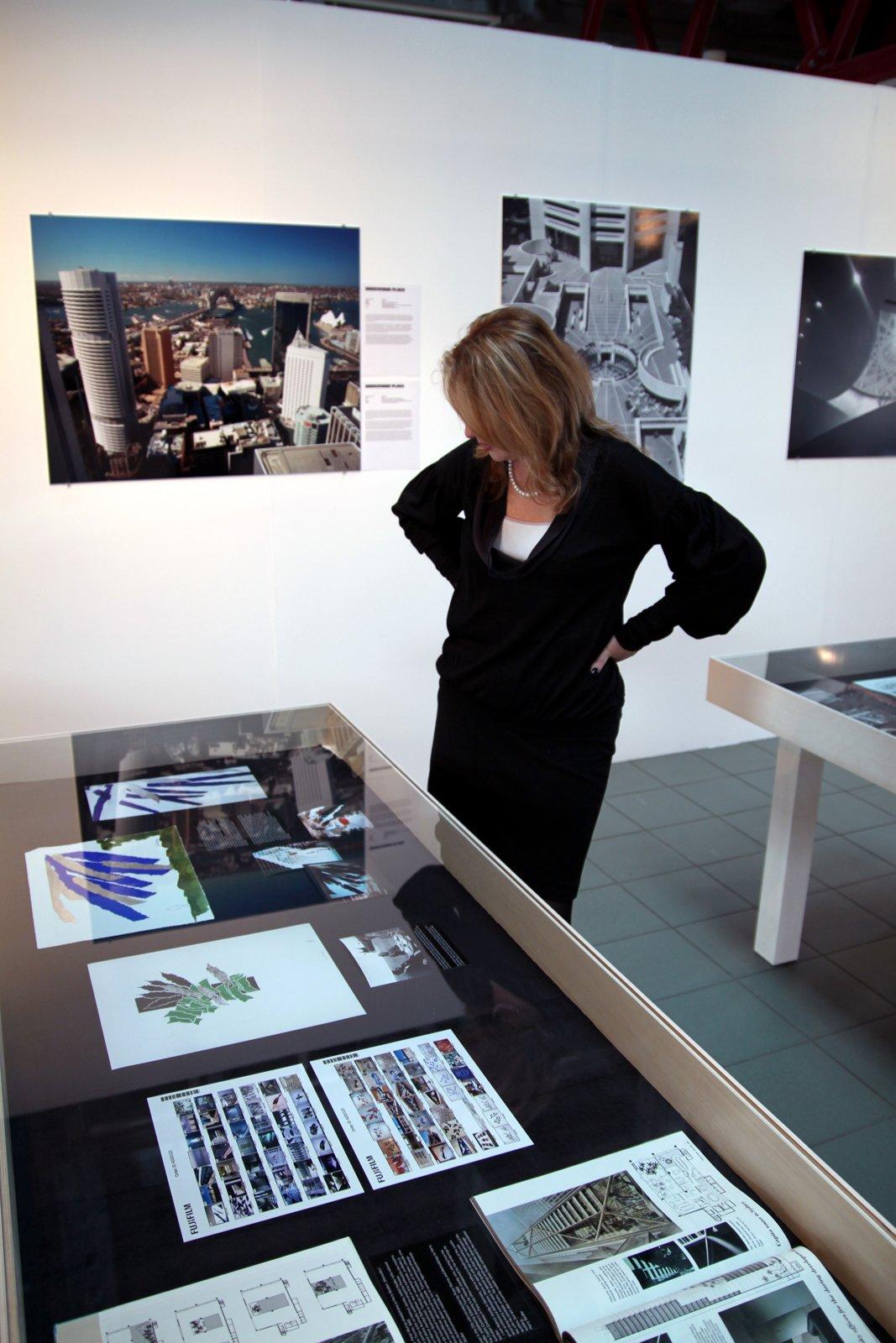 Harry Seidler exhibition at Museum of Estonian Architecture, Tallinn, Estonia. Photo by: Vladimir Belogolovsky  Photo 11 of 12 in Harry Seidler: Architecture, Art, and Collaborative Design