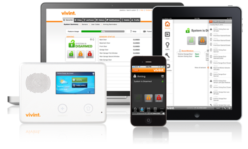 Smartphone Control  You may not realize it, but you probably already own a useful home automation tool: your smartphone. All you have to do is download one of the many home automation apps, and use it to link together your various technologies.  Photo via Vivint.