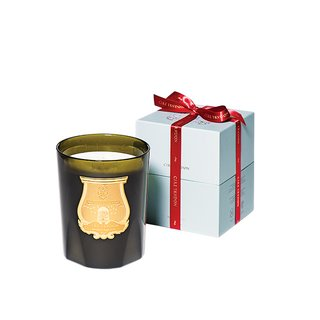 What's your go-to host gift?  Candles from Cire Trudon.  Trianon candle from Cire Trudon, $95.