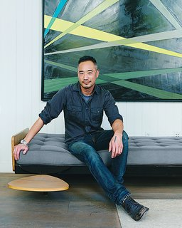 Fong has designed a range of interiors, including Michael Voltaggio's Ink restaurant. In 2009, he opened Galerie Half in Los Angeles, which showcases 20th-century design, European antiques, architectural elements, and art.