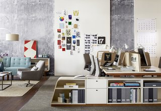 These Modern Workspaces Are Just As Welcoming as Your Living Room