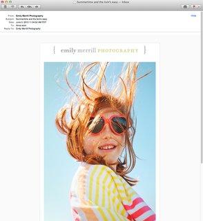 Promo Daily: Emily Merrill