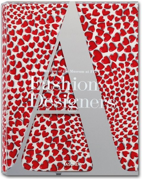 Fashion Designers A to Z, designed by Josh Baker for TASCHEN. Don't forget to come meet TASCHEN art directors Baker and Andy Disl as they speak about information design onstage at Dwell on Design on Sunday, June 23.