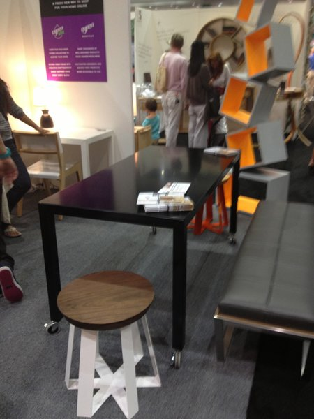 Minneapolis-based Rypen introduces their new collection, Rypen Blend, with items like the customizable Foundation Desk.