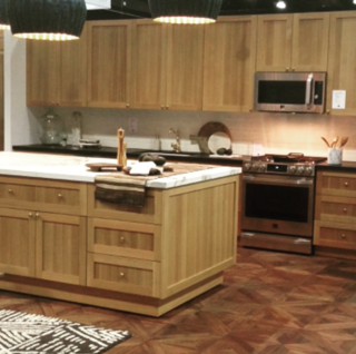 @nateberkus: Had a great time designing two kitchens for #lgstudioat  #dwellondesign #dodla check out the new LGSTUDIO appliances I worked on.