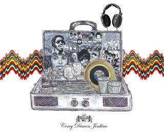 Motown by Corey Damen Jenkins.