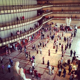 """David Koch Theater at Lincoln Center: Thank you, Philip Johnson.""—Kelsey Keith"