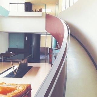 Le Corbusier's Maison La Roche as shot by Eujin Rhee