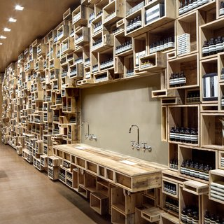 Aesop, San FranciscoLocated on the shopper's paradise of Fillmore Street in Pacific Heights, the cork-and-pine shop cuts an understated figure when compared to flashy retail outlets like Jonathan Adler or Marc Jacobs down the block.