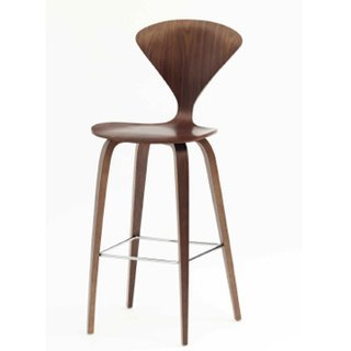 Designer Norman Cherner created this classic molded plywood barstool in the 1950s. From $699
