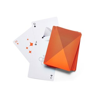 Designed by graphic designer Clara von Zweigbergk, this deck of cards is recast in a minimalist style, taking it up a notch from traditional playing cards. Design-seeking kids will love the graphic print while they're playing Go Fish or War.