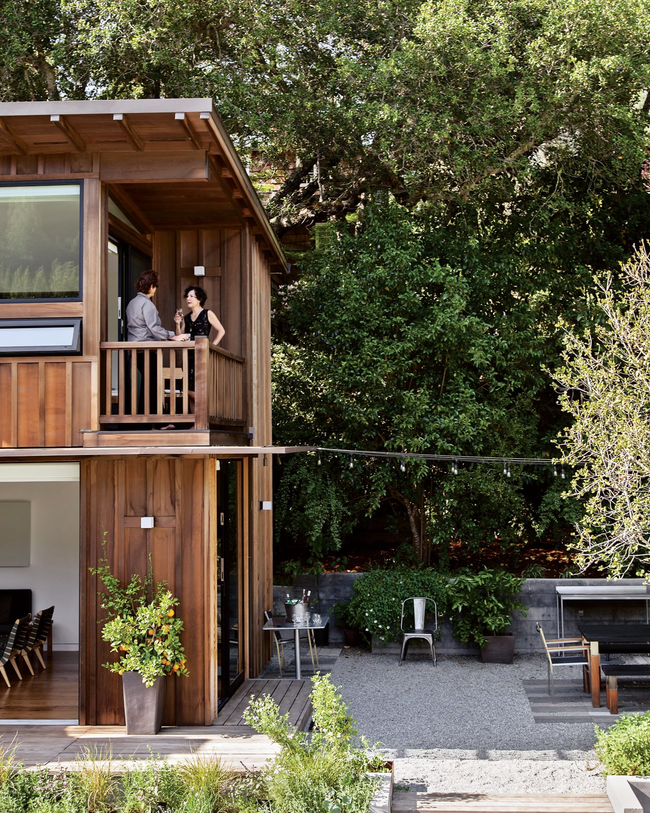 Articles about charming weekend cottage renovation marin on Dwell.com