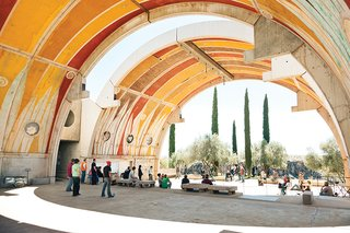 Visionary Architect Focus: Paolo Soleri