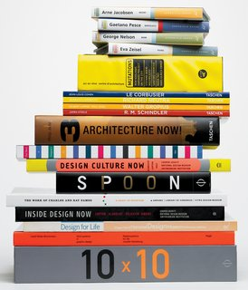 For the Architecture Novice: Plow through these 18 tomes for the equivalent of a semester of architectural history and a really heavy coffee table.