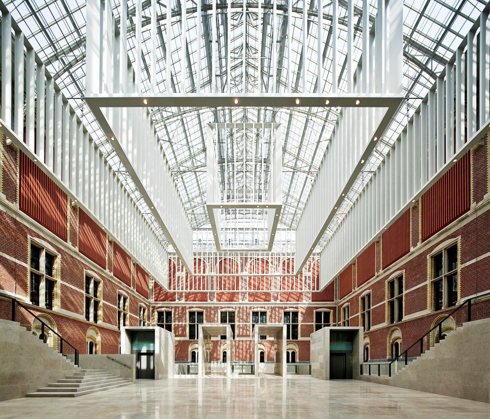 """""""I am dying to visit the Rijksmuseum in Amsterdam, which reopened in April after a ten-year renovation."""" —Danielle De Lange of style-files.com  Blogger Focus: Design Destinations by Jaime Gillin"""