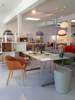 Break Out of a Shell Chair Rut with Muuto's Wood Eco-Fiber Version